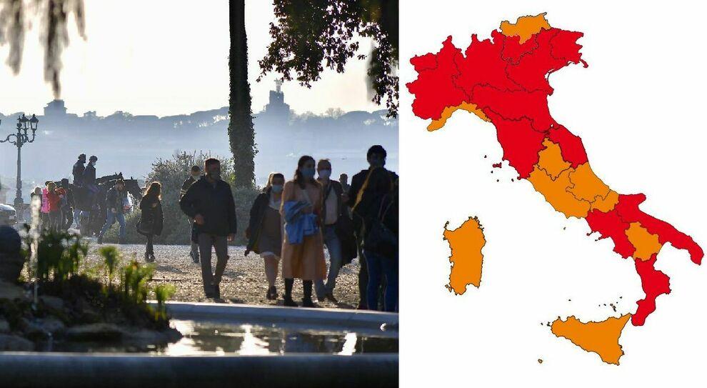 Riaperture, pressing delle Regioni per bar, ristoranti e piscine: verifica a metà mese in base ai dati