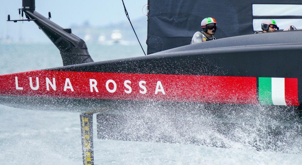 Luna Rossa Prada Pirelli. Credit COR36 /Studio Borlenghi