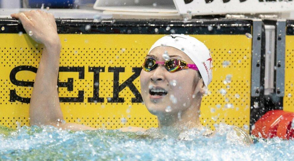 Nuoto, la favola di Rikako: dall'incubo leucemia ai Giochi