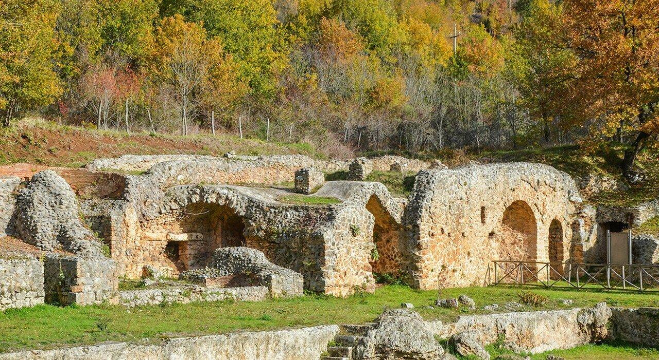 Terme di Vespasiano a Cittaducale