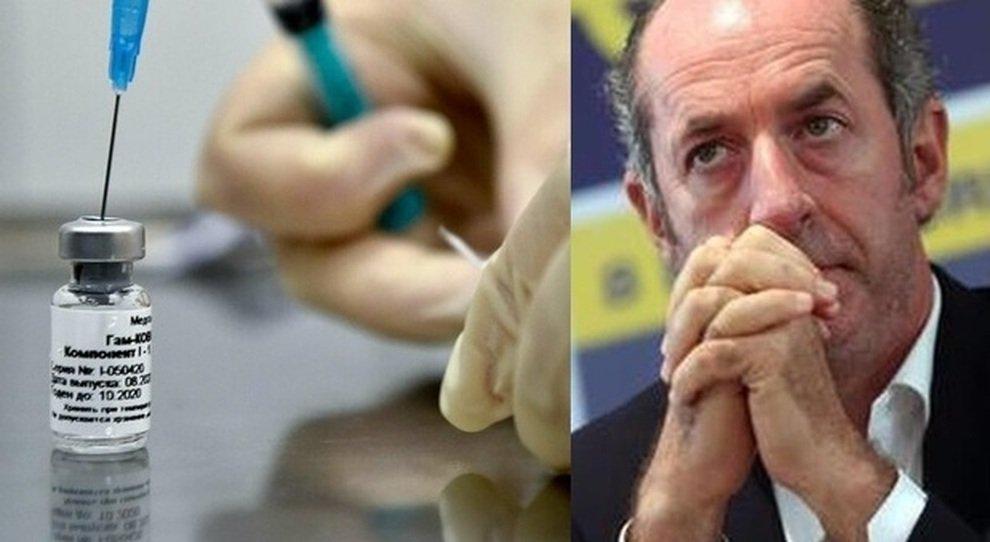 Luca Zaia: «Virus in calo, oggi mille contagi e 47 morti. Ma sul vaccino è caos»
