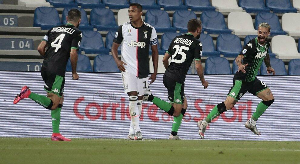Sassuolo-Juventus, pagelle