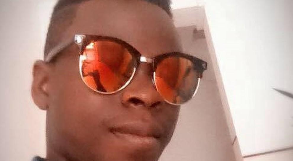 Kwame Gyan, 21 anni, è originario del Ghana