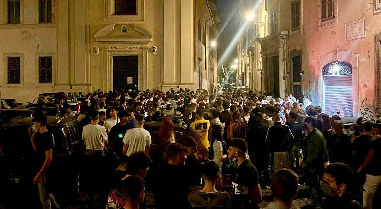 Roma, altri agenti aggrediti Fight club in Centro