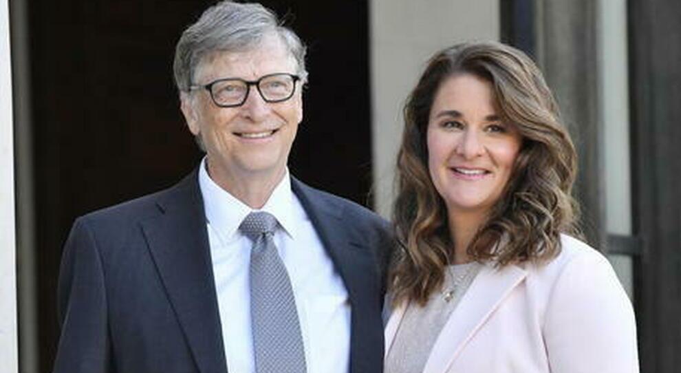 Bill e Melinda Gates divorziano, in ballo un patrimonio da 300 miliardi di dollari