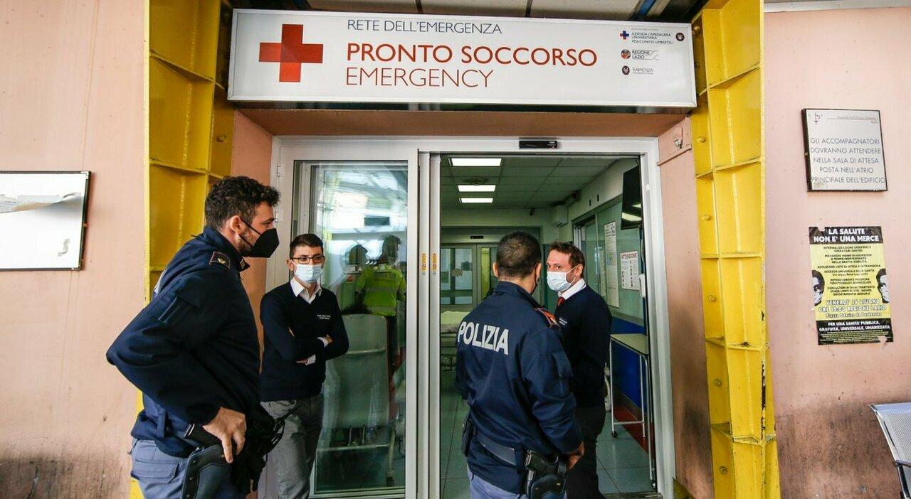"""L'infermiera dell'Umberto I: «Il No vax ci urlava """"siete degli schiavi"""". Poi ha colpito una collega»"""