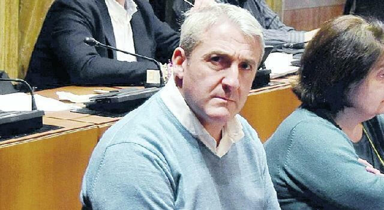 L'assessore Orlando Masselli