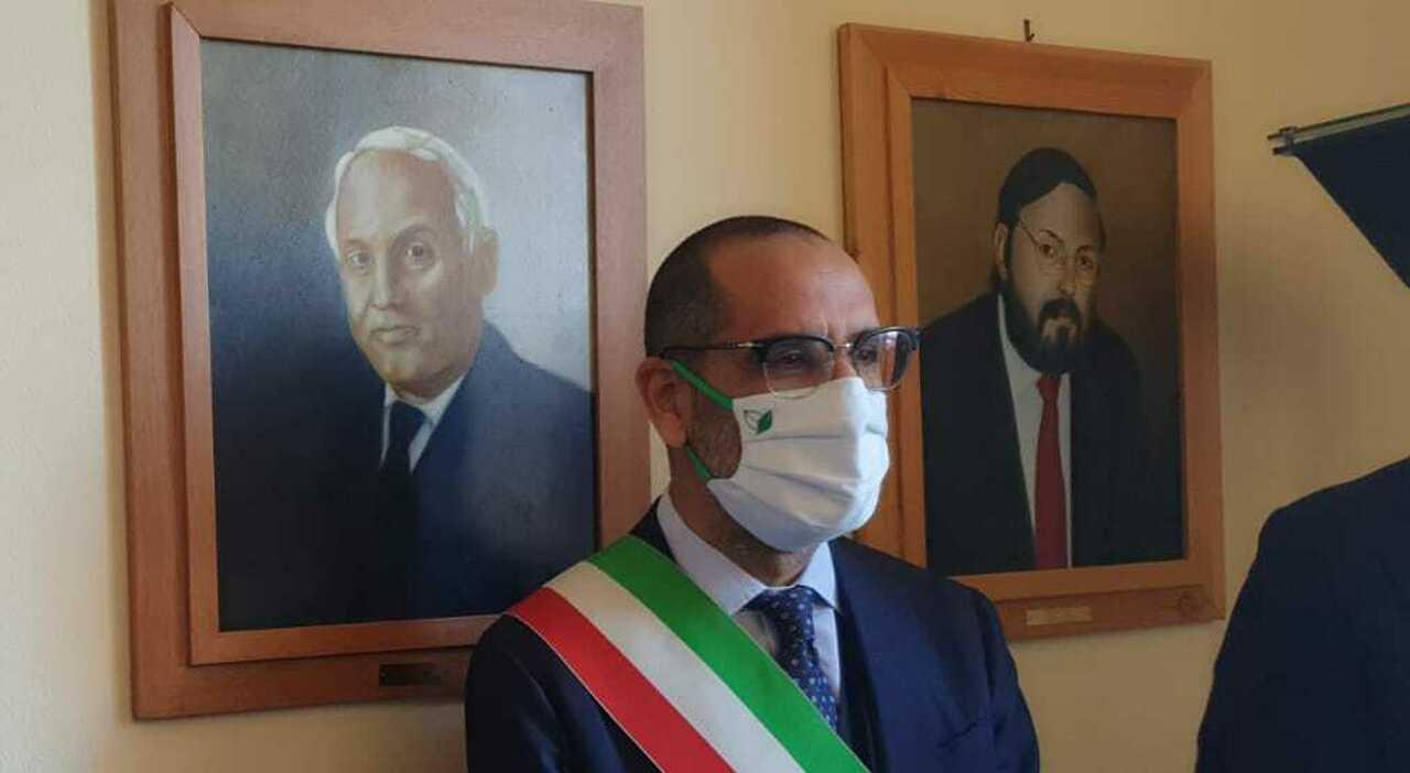 Il sindaco Latini