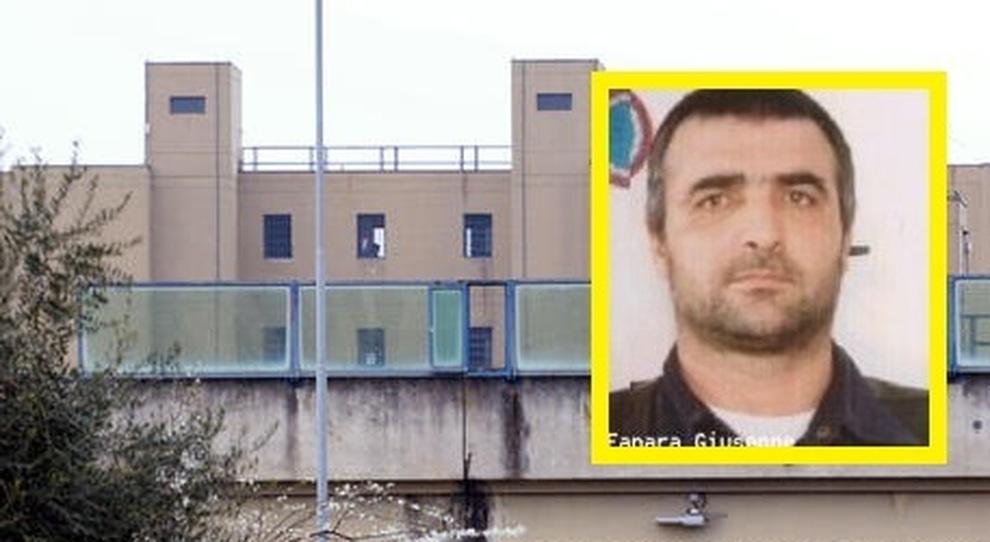 Choc a Rebibbia, boss di Cosa Nostra stacca con un morso il dito ad un agente e lo ingoia