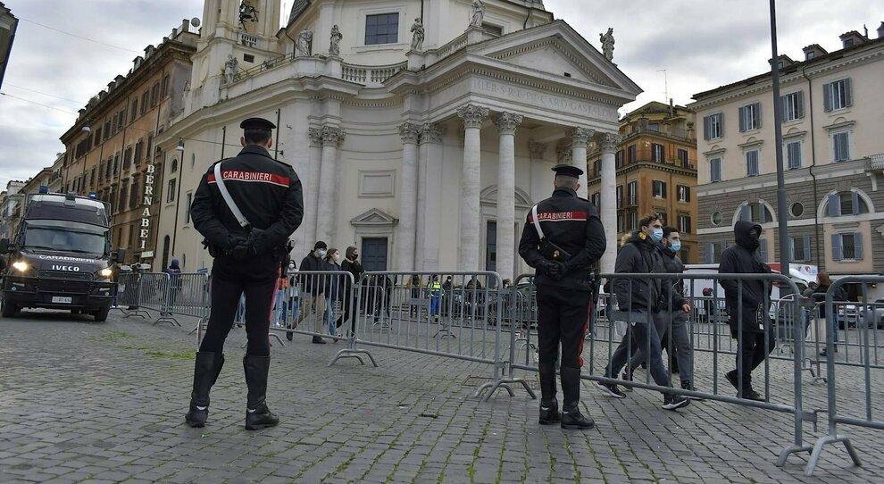 Roma, allerta weekend: transenne a Trastevere e blocchi in montagna