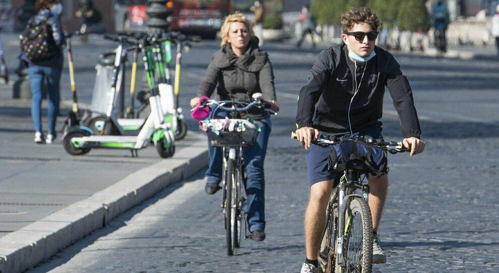 Spopolano le bici elettriche