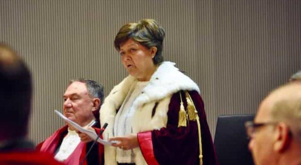 Cassazione, Margherita Cassano: «Io prima presidente aggiunto ma non dovrebbe fare notizia» `
