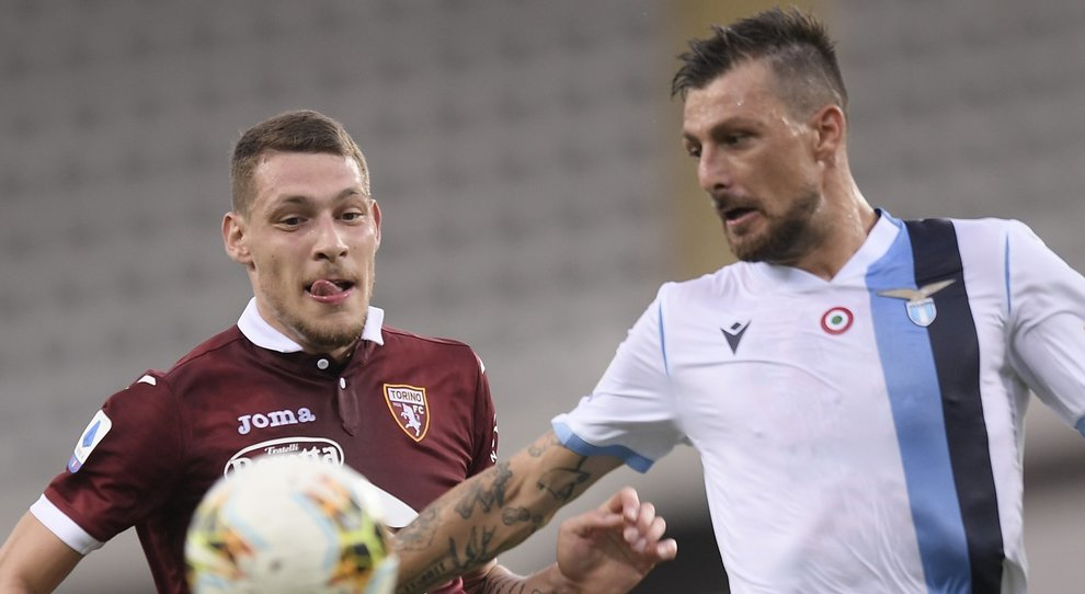 Torino-Lazio, pagelle: Luis Alberto domina, Acerbi da leader