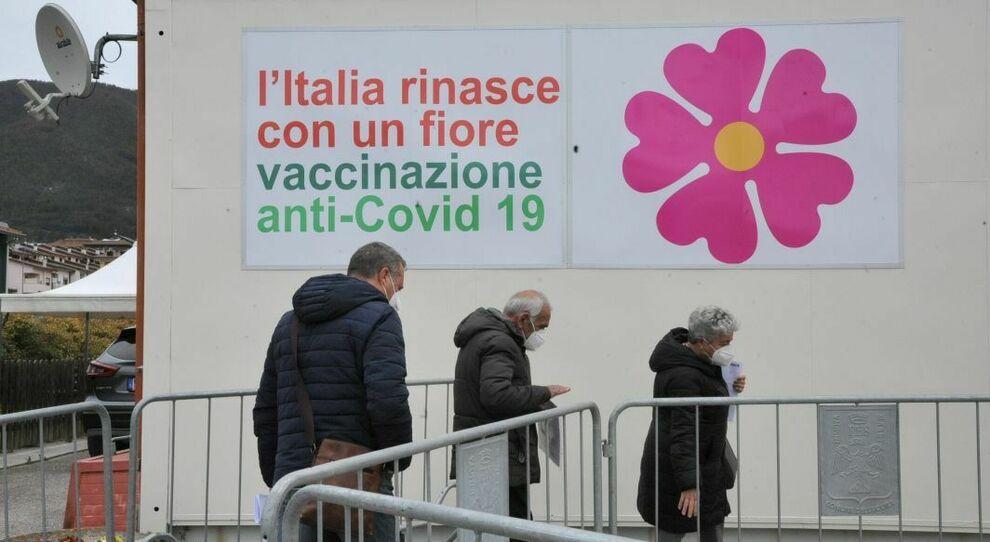 Vaccini Covid Abruzzo: ecco i centri attivati e le modalità per prenotarsi
