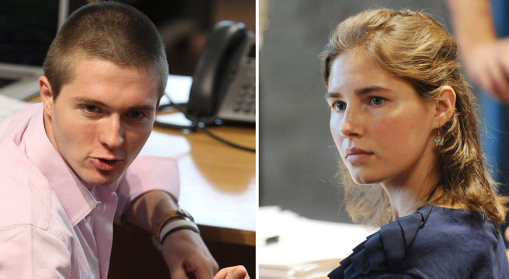 Meredith, condannata a 3 anni la superpoliziotta che indagò. Amanda e Sollecito: «Ve l avevamo detto»