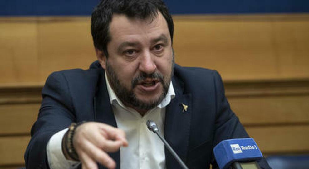 Salvini: «Lega nel governo al 100%. Su Roma serve uno scatto»
