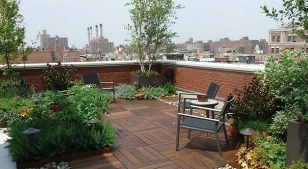 Bonus verde, per giardini e terrazzi incentivi fino a 1800 euro
