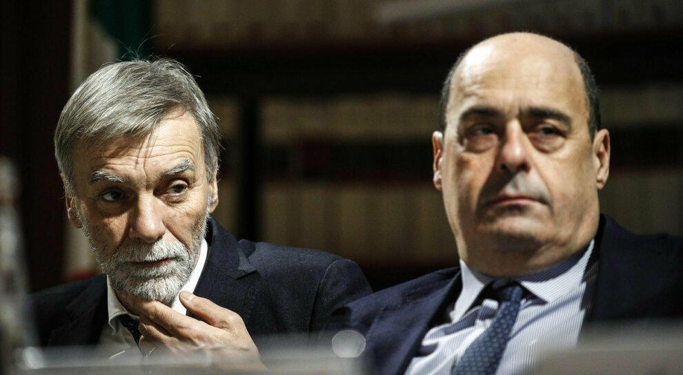 Delrio, Marcucci, Taverna: un ministero a ogni big per blindare la legislatura