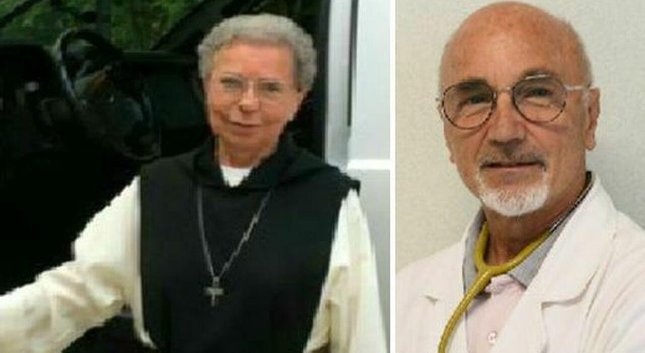 Suora No vax denunciata dal fratello medico: «Nel monastero tutte come lei»