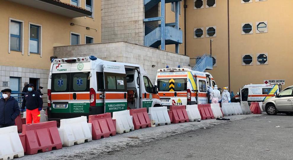 Vaccini ad Avellino, medico di base positivo al Covid dopo le due dosi