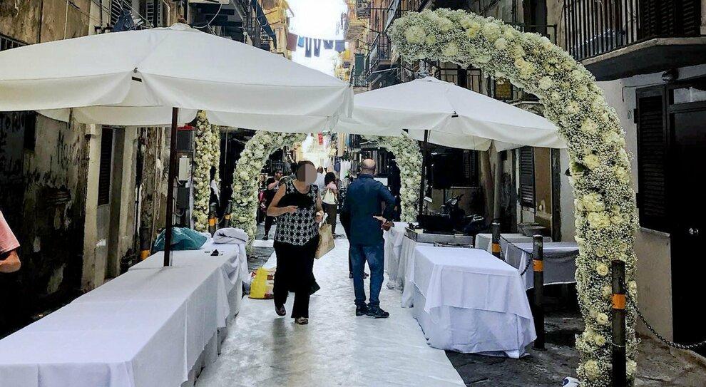 Covid, festa di nozze a Pontinia nonostante i divieti, intervengono i carabinieri. Multate 82 persone