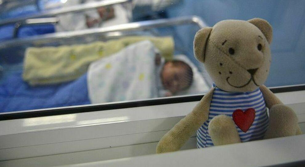 Due nascite in contemporanea all'ospedale di Fondi