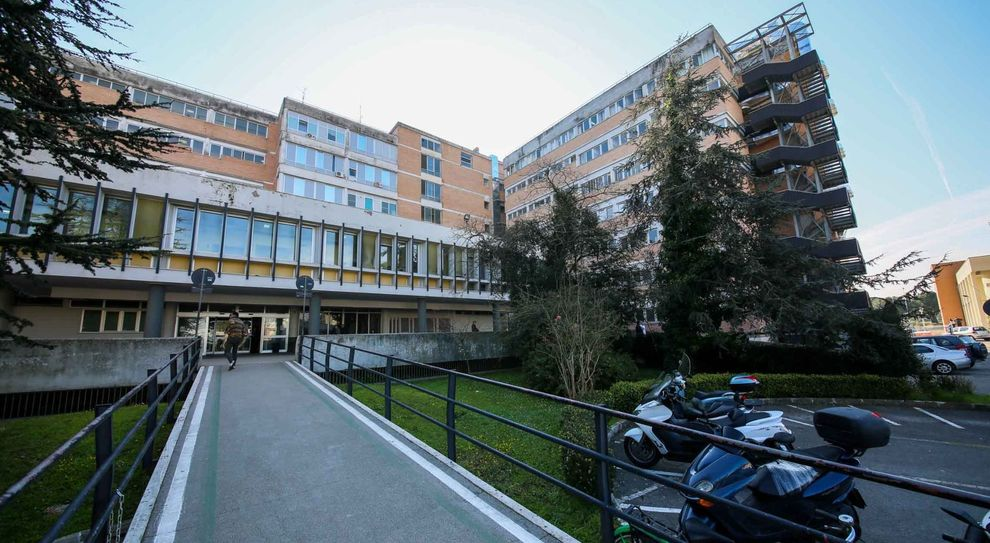 "L'ospedale ""Santa Maria Goretti"" di Latina"