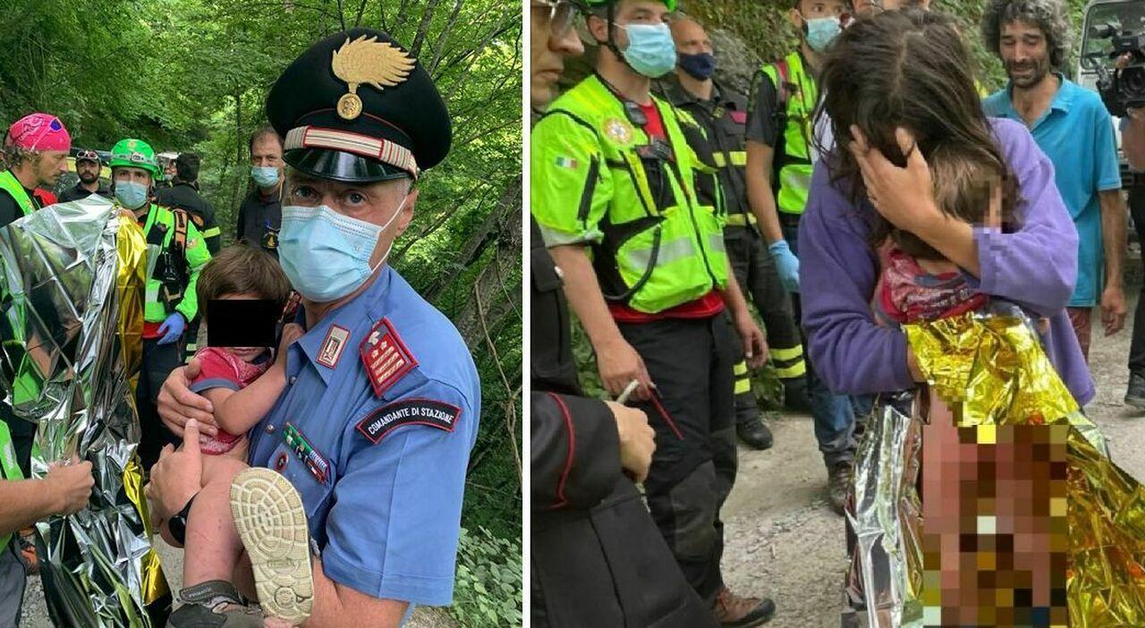 Nicola Tanturli vivo: ritrovato il bambino scomparso nel Mugello. «Era a 3 km da casa in una scarpata, sta bene»