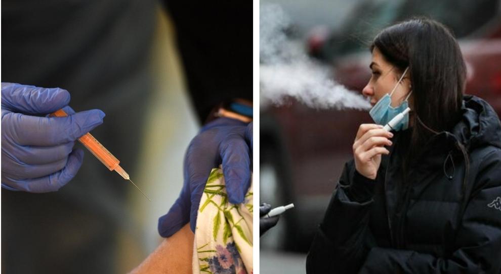 «Vaccino subito ai fumatori, sono a rischio come medici e infermieri». La decisione della Pennsylvania