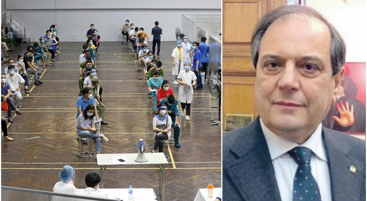 Vaccino all'estero, il presidente dei medici: «Disagio inaccettabile, il certificato va dato subito»