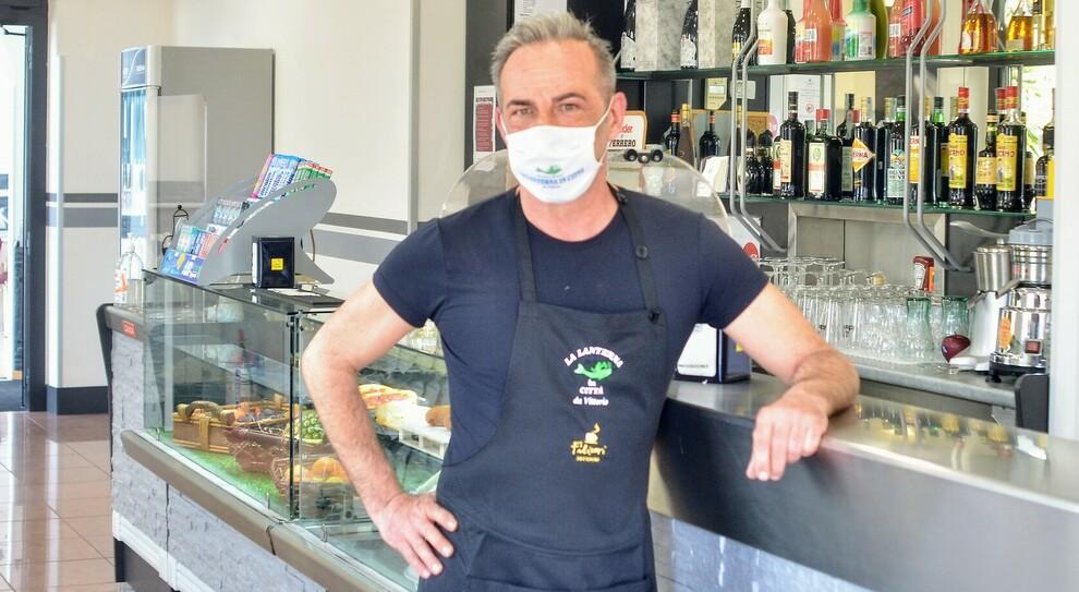 Il ristoratore di Rieti: «Ho aperto il mio terzo locale. Folle? No, investo sull'asporto»