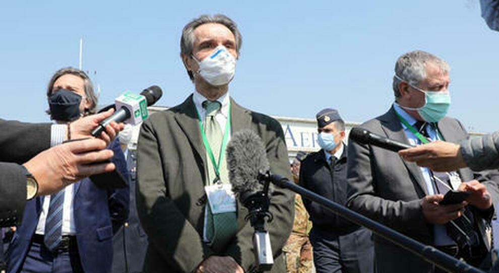 Mascherine, Rsa, zone rosse e test: 27 inchieste sulla Lombardia