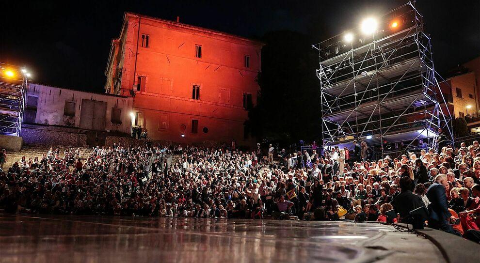 Il Teatro Romano di Spoleto