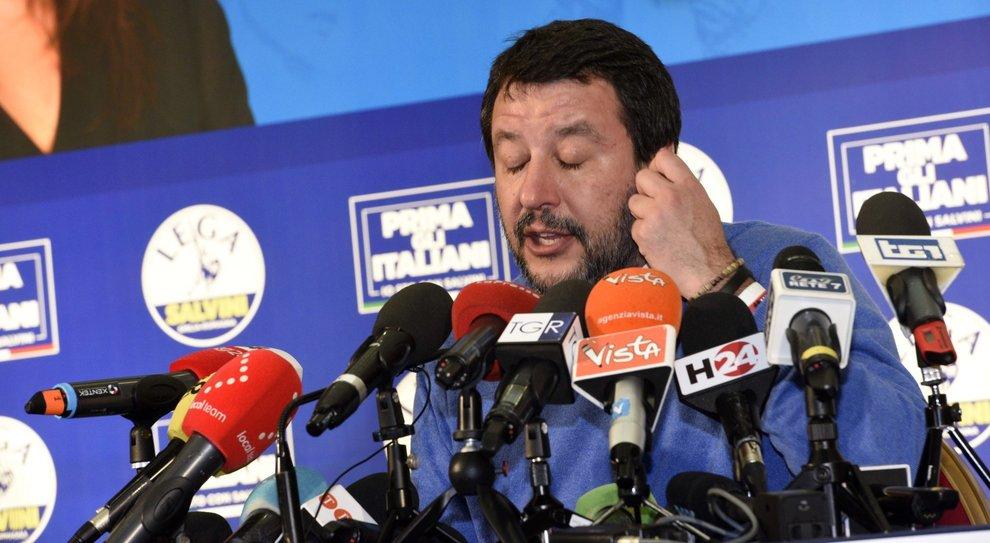 Salvini, in Emilia la prima sconfitta: ma al governo non do tregua