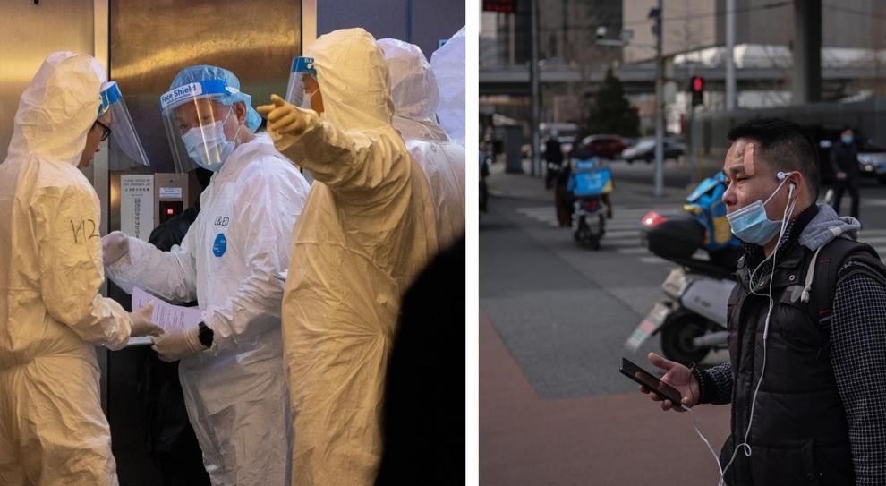 Cina, primo contagio locale dopo 31 giorni a casi zero: chiuso un reparto d'ospedale