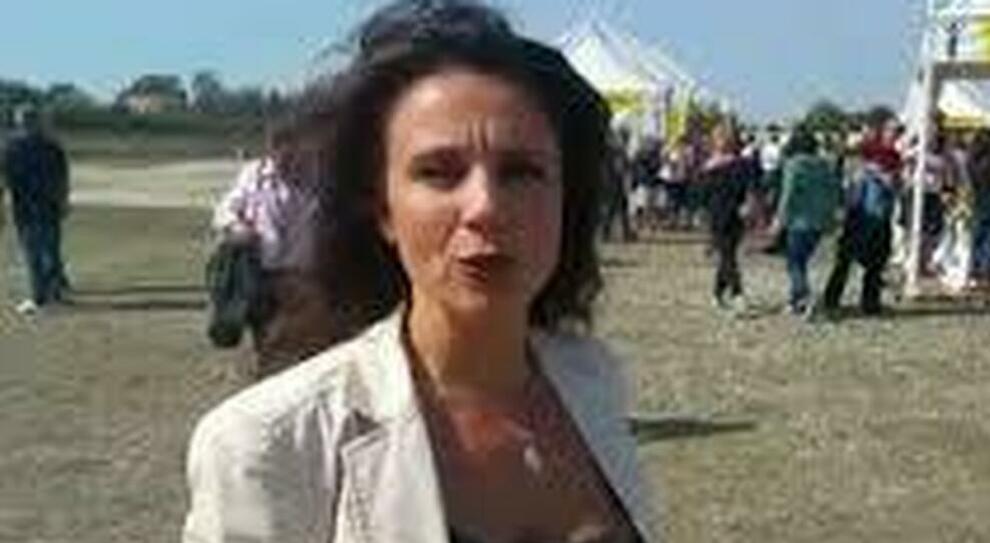 Cristina Grancio, nuova consigliera del Psi in Campidoglio