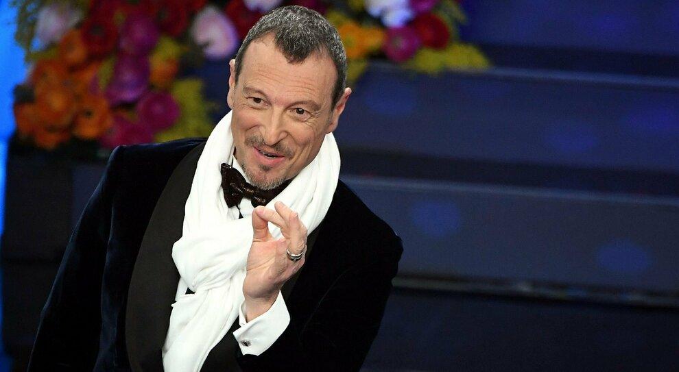 Sanremo 2021, Amadeus: «Mai pensato di abbandonare». E conferma Vanoni super-ospite