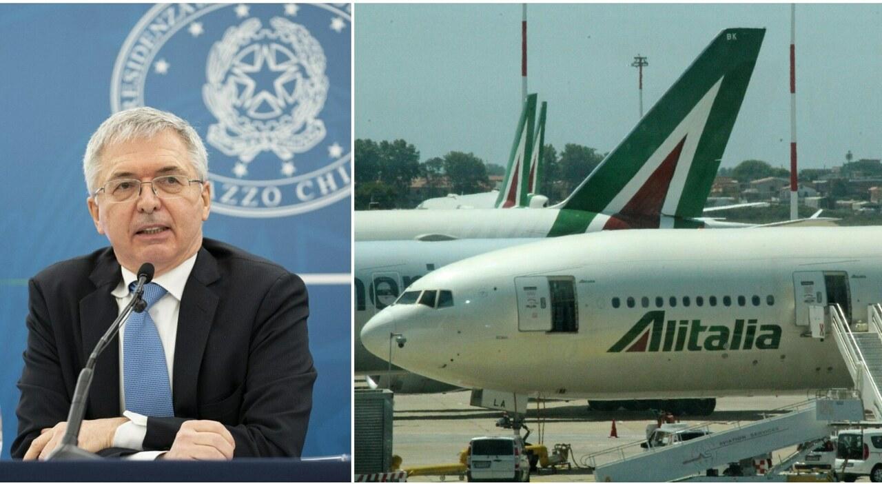 Alitalia, in arrivo la proroga dei commissari straordinari. Nuove risorse per far fronte agli esuberi e alla Cig