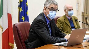 Covid, Brusaferro: «Indice di contagio molto sopra a 1 in alcune aree»