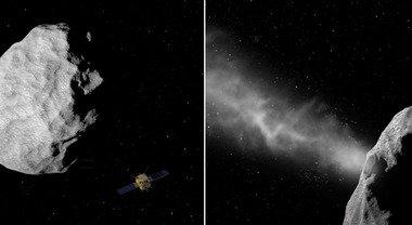 Primo attacco suicida all'asteroide Didymoon: per deviarne la traiettoria è pronta la missione Dart. Brian May, Queen, spiega il raid