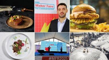 Maker Faire, Nir Goldstein: «Tecno-bistecche buonissime: il futuro sostenibile per l'umanità è solo con le proteine alternative»