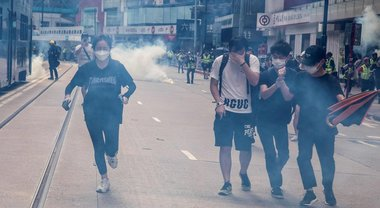 Hong Hong, scontri e proteste contro la legge della Cina sulla sicurezza