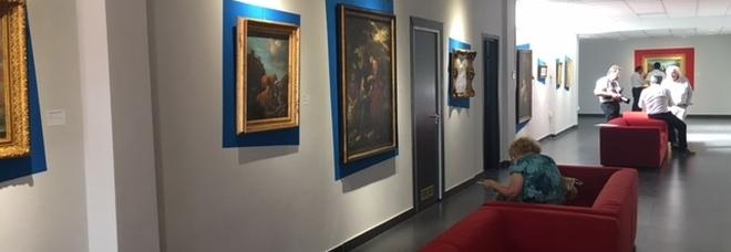La RiBella Gallery a Viterbo