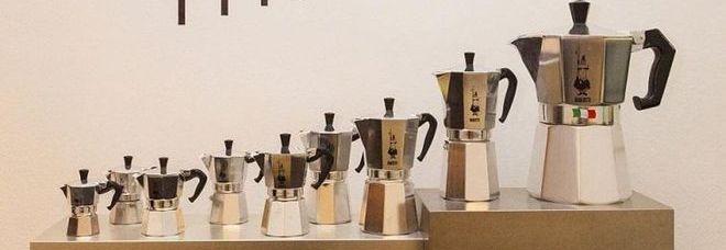 Ottant'anni di Moka: a Roma una mostra celebra la mitica caffettiera