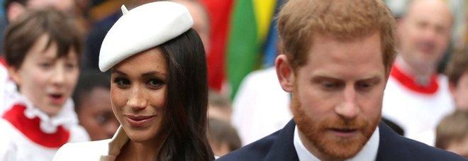 Meghan Markle e Harry, sarà il principe Carlo ad accompagnare la sposa all'altare