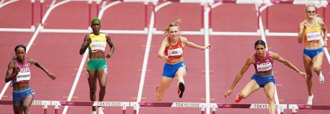 Olimpiadi, record del mondo 400 ostacoli anche nelle donne