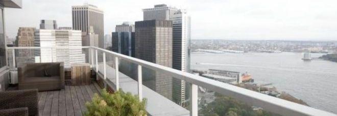 New york vende la sua casa pi bella 56 5 milioni di for Attico a manhattan