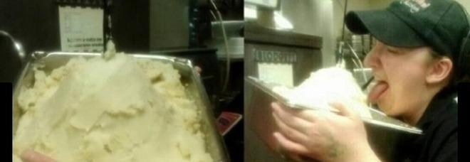 Lingua nel purè, urina congelata e insalata calpestata: ecco cosa può accadere nei fast food