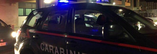 Blitz antidroga a Tor Bella Monaca: arrestato giovane di Viterbo con coca e hashish