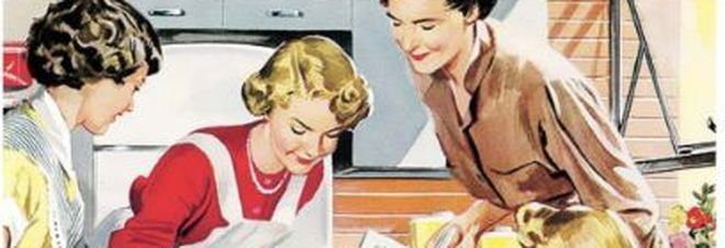 Smart working e crisi, le donne rischiano un ritorno agli anni '50